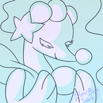 primarina gif by DigitalBuckShot
