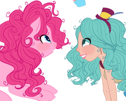 Tea and Cupcakes WiP (base colors) by Wun23