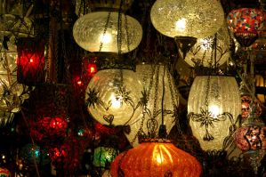 Turkish Lamps 4. by johnwaymont