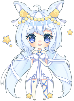 Art Trade: Chisa by lulla-dream