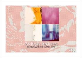 Texture Set 08 by seriouslywir