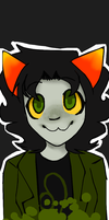 Nepeta bookmark by Olive-Gr33n