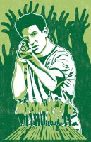 The Walking Dead - Shane Walsh by martianpictures