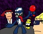 Marvel VS Capcom Venom by Chatman97
