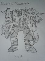 Garrosh by sarcane