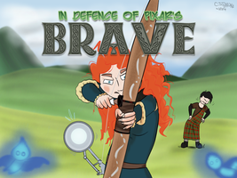 Mr Coat - In Defence of Pixar's Brave by qwertypictures