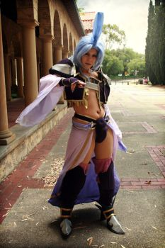 CosPhotography: Kuja by Risachantag
