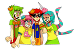 tricksters by nowand4ever