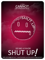 Common Sense: Shut Up by Adila