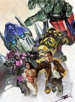Transformers by shanemadden