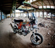 1970 Honda CT70 by JWMSeet