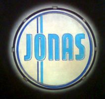 JONAS LOGO AIRBRUSHED by javiercr69