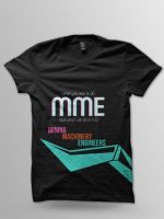 Mining machinery tee by jamalaftab