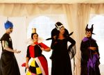disney villains by MaddMorgana