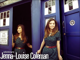 Jenna-Louise Coleman Blend by feel-inspired