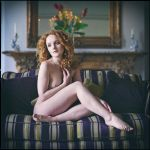 Ivory Flame: Lounging by JeremyHowitt