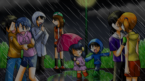 30. Under the Rain by chococustard
