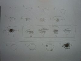 How to Draw Dreamy Eyes by Repeated-Reflections