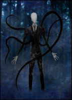 Slenderman by ArticZephyr