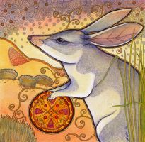 Dawn Bilby by Ravenari