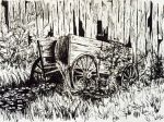 Old cart by the-nika