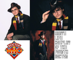 Andy Life's Cosplay Of The Fourth Doctor by AndysLife