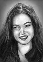 Bela Padilla sketch by rayjaurigue