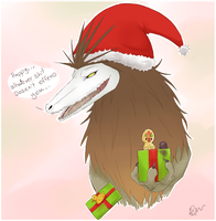 Scp holidays by lykitty