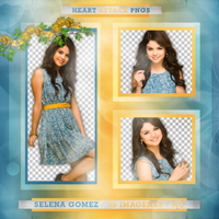 Pack png Selena Gomez 02 by lightsfadeout