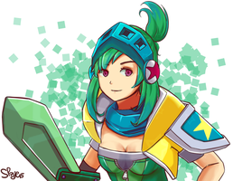 Arcade Riven by skyeabcd