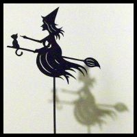Shadow Puppet, The Witch by PaperTales