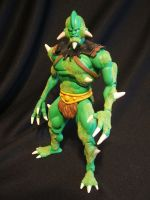 Motuc custom Feral 4 by masterenglish