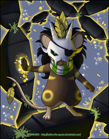 TFM: Hero of Mice by spinnando