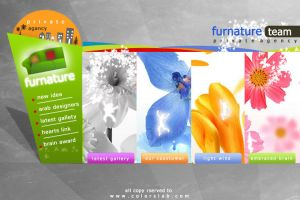 furniture with new way by colorslab