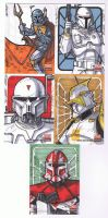 Topps SW Galaxy 5 SC01 by Hodges-Art
