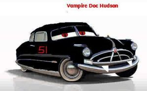 vampire doc hudson by PixarCarsLOVER51vs95