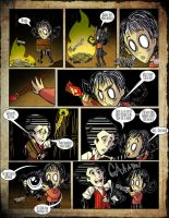 The Adventures of Wilson P. Higgsbury p. 29 by GhostlyMuse