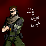 MGS Sketch Fest - 26 Days Left by NaijMizuho