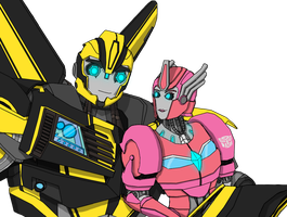 Request: Bee's Shining Star by Arc-Caster135