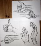 Hand practice by Adniv