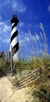 Hatteras Lighthouse by kato-yabanjin