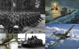 German army tribute, part 1 of my tribute series by warrior1944