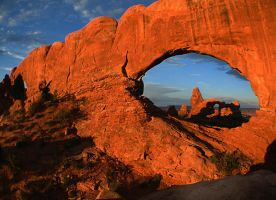 Four Arches by Jackal7x