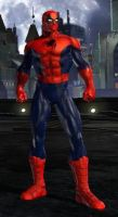 Spider-Man (DC Universe Online) by comix-fan