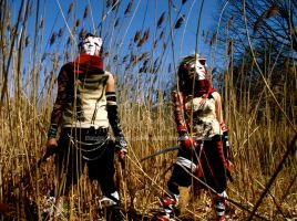 Anbu Cosplay 'Upgrade' by Mamo-theta