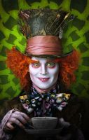Mad Hatter 2010 by SantaJack8