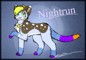 Nightrun by Feline-Basilisk