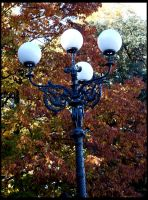 Streetlamp by StereoCatastrophe