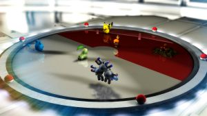 POKEMON BATTLE in 3D by bogeymankurt