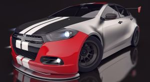 2013 Dodge Dart GT Study by SamCurry
